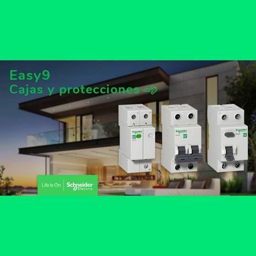 Cajas y protecciones
